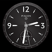 Pinion Desk Clock