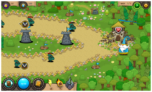 Tower Defense Wizard- screenshot thumbnail