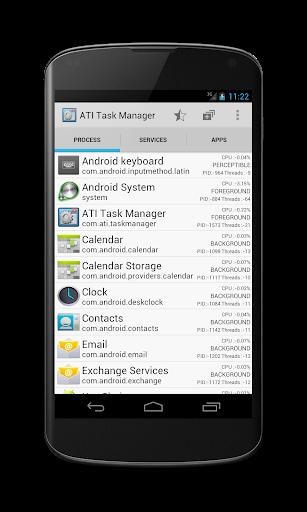 ATI Task Manager