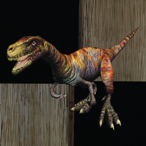 살아있다-AR 공룡(육식) 教育 App LOGO-硬是要APP