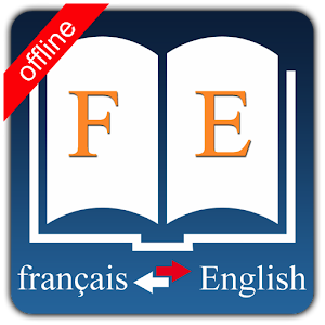 French Dictionary 書籍 LOGO-玩APPs