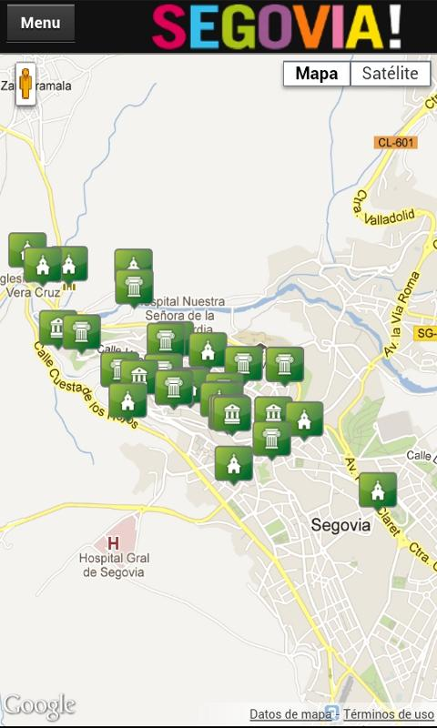 Segovia- screenshot