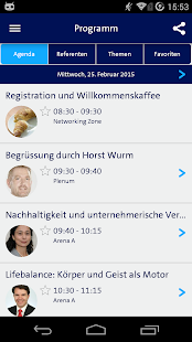 Swisscom Events - Showcase – Miniaturansicht des Screenshots