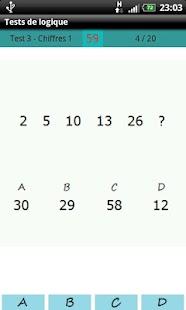 Logical test - screenshot thumbnail