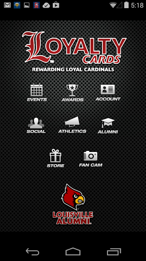 UofL Loyalty Cards