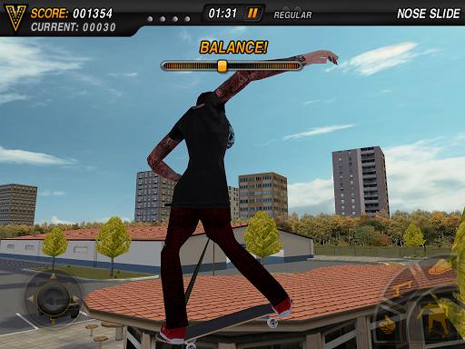 Mike V: Skateboard Party Lite Screenshot