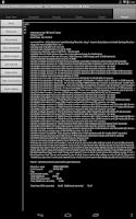 Screenshot of Call Center Tour Scheduler V4