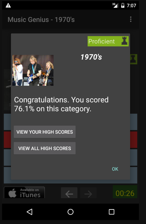 Music Genius - Trivia- screenshot