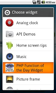 PHP Function of the Day - screenshot thumbnail
