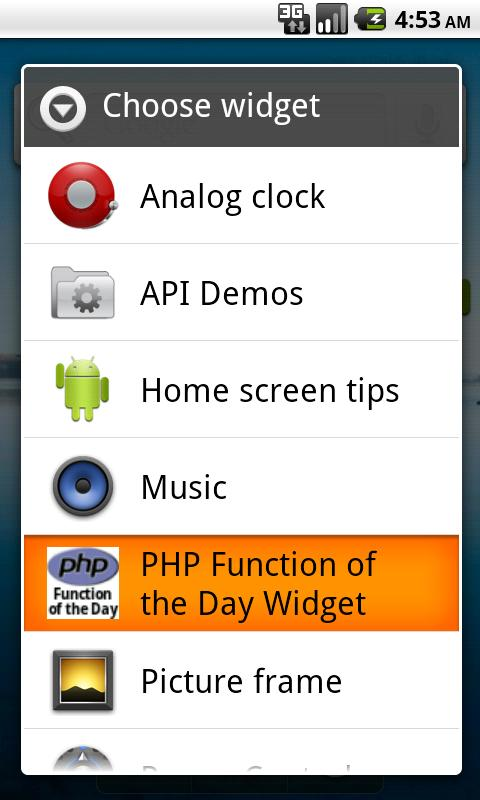 PHP Function of the Day- screenshot