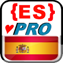 Spanish Lessons (PRO) icon