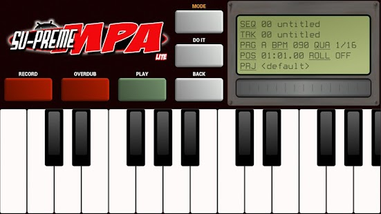 Supreme MPA Lite - screenshot thumbnail