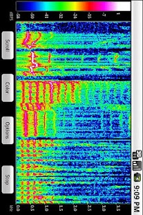 Spectral Audio Analyzer - screenshot thumbnail