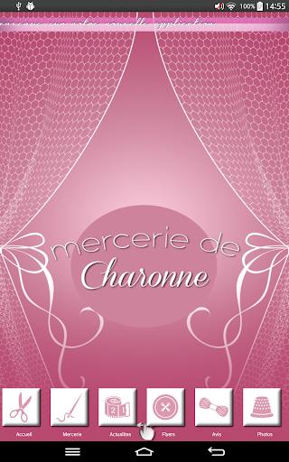 Mercerie de Charonne