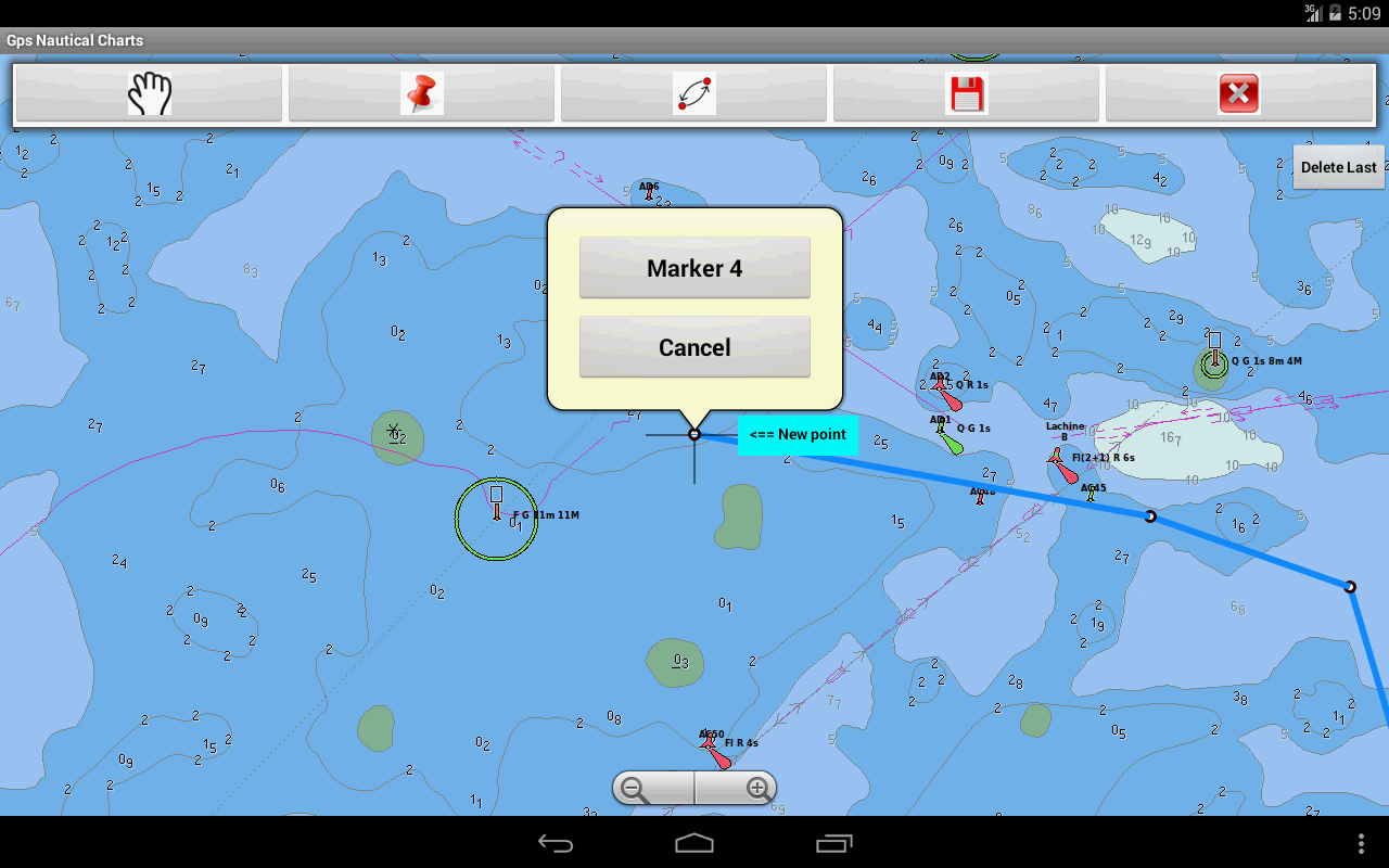 Marine Charts Netherlands Android Apps on Google Play