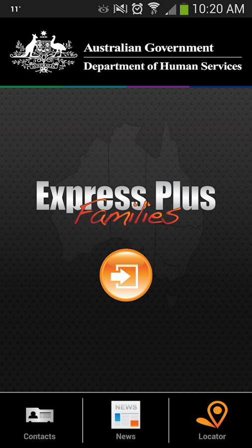 Express Plus Families - screenshot