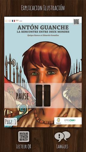 Candelaria Comics Reader