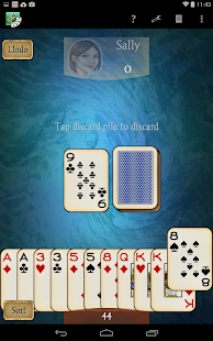 Gin Rummy Free - screenshot thumbnail