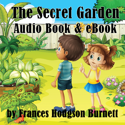 The Secret Garden Audio & Book LOGO-APP點子
