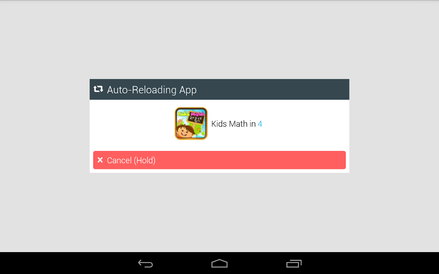Kids Zone Parental Controls - screenshot