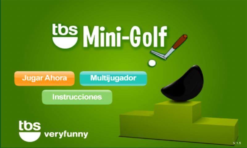 tbs Mini-Golf- screenshot