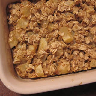 Experiments in Baked Oatmeal.