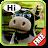 Talking Katy Cow logo