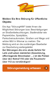 Störung Wismar- screenshot thumbnail