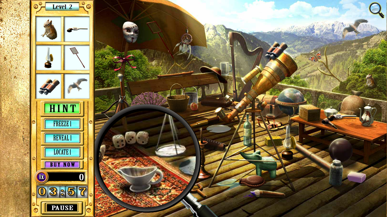 play hidden object games for free online now