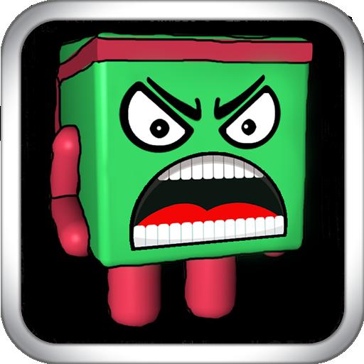Block Boy Lite Platform Game LOGO-APP點子