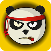 Panda vs Zombie: panda ftw