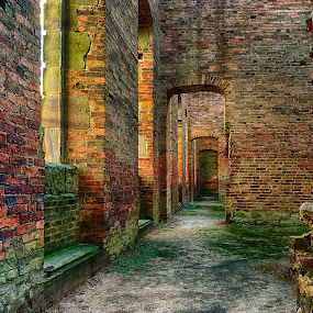 by Dean Round - Buildings & Architecture Decaying & Abandoned (  )