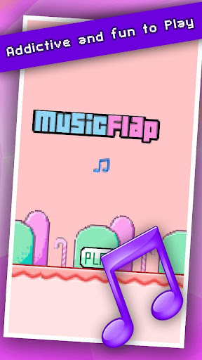 Musical Flap - One Touch Game
