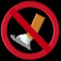 aha!Smokefree logo