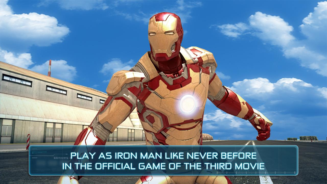 Iron Man 3  – Officielle spil - screenshot