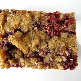 Raspberry Breakfast Bar.