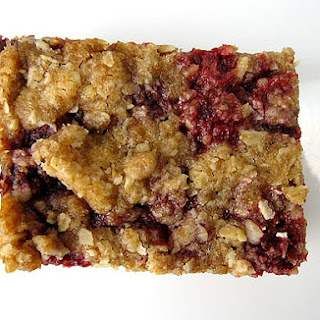 Raspberry Breakfast Bar.