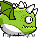 Flappy Dragons icon