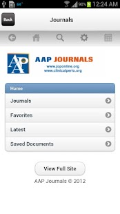 AAP Mobile - screenshot thumbnail