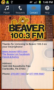 Beaver 100.3 - screenshot thumbnail