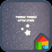 twinkle star dodol theme
