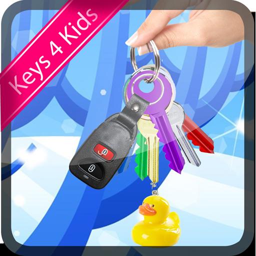 Keys for Kids LOGO-APP點子