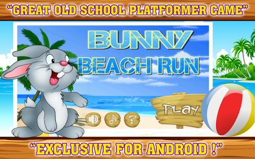 Bunny Beach Run