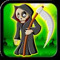 Scary Pop Match 3 Legend Saga icon