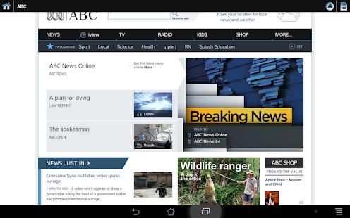News Selection Newspapers