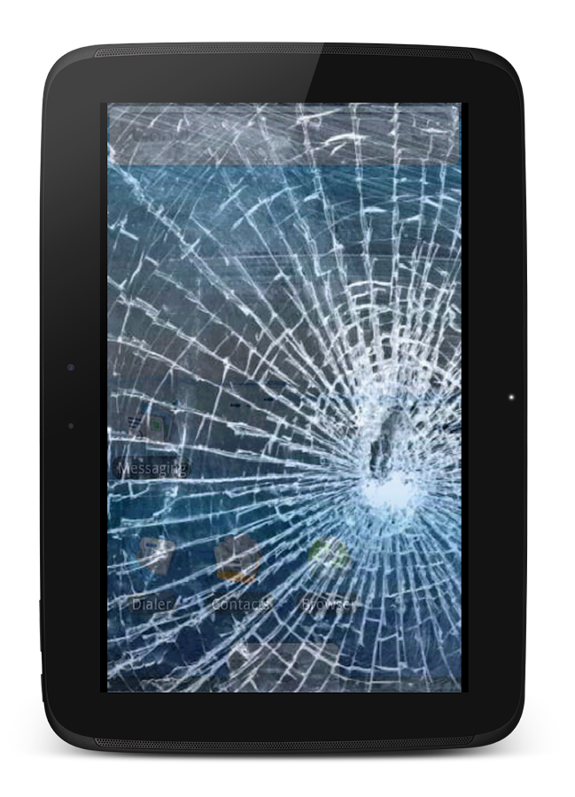 Broken Screen: Cracked Prank- screenshot