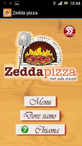 Zedda pizza