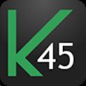 GreenK45 FREE logo