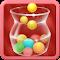 100 Candy Balls 3D 1.11 Apk