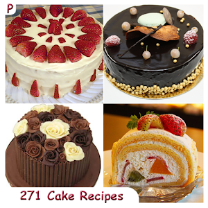 271 Cake Recipes for Android
